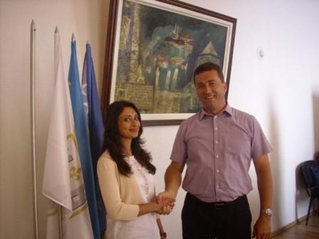 Nastavak saradnje UNDP-a i Općine Ključ – uskoro rekonstrukcija vodovoda Crljeni i Banjica
