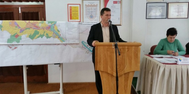 Usvojen prijedlog izmjena i dopuna urbanističkog plana grada Ključa za period  2011-2031