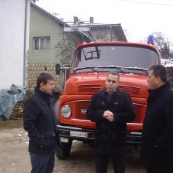 Općina Ključ pomogla nabavku vozila za hemodijalizu i nabavku vozila za vatrogasnu jedinicu općine Ključ