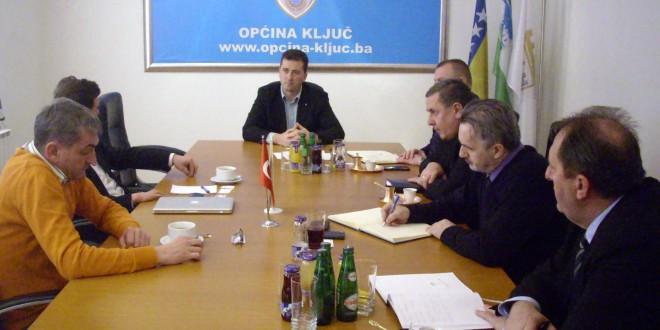 Turski biznismen zainteresovan za investiranje u ribnjake u Ključu