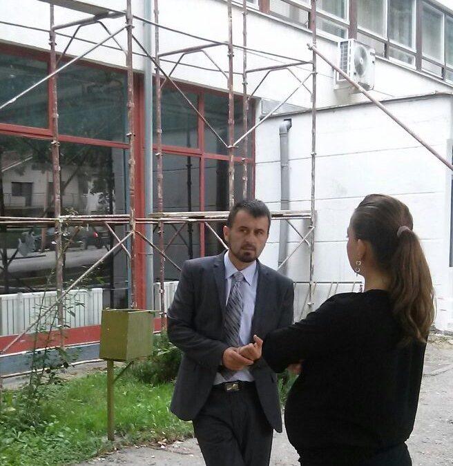 Ministar Nuhić obišao MSŠ Ključ gdje se implementira projekt energetske efikasnosti