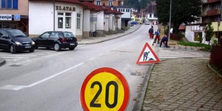 Infrastrukturni radovi u gradu Ključu