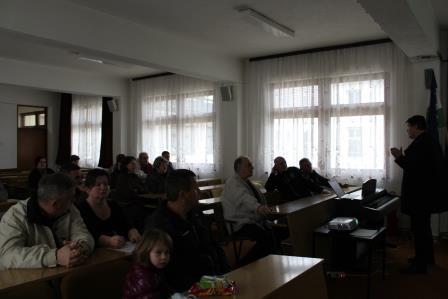 Održano predavanje za proizvođače maline
