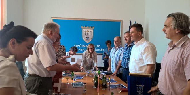 Delegacija Švicarske Ambasade, Švicarske razvojne korporacije i UNDP-a posjetila Ključ