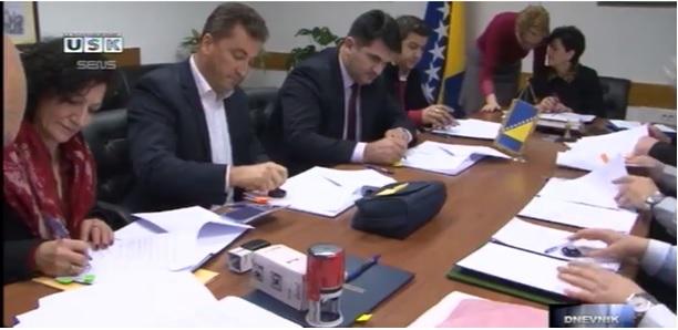 Potpisan Ugovor o grant sredstvima za jačanje saradnje sa iseljeništvom