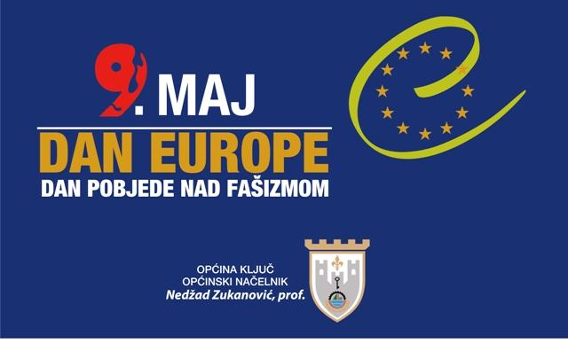 9.maj Dan pobjede nad fašizmom i Dan Evrope