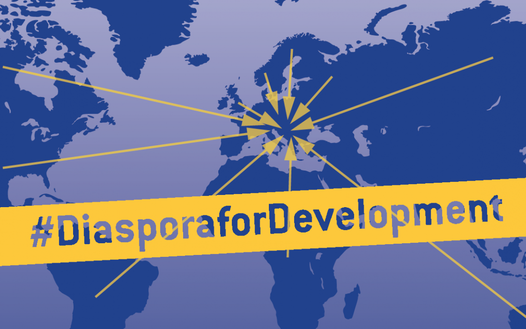 """Javni poziv kompanijama iz BIH za podnošenje prijedloga projekata za dodjelu bespovratnih sredstava u svrhu prenosa znanja i vještina dijaspore u okviru Projekta """"Dijaspora za razvoj"""""""