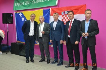 U Zadru organizovano Bajramsko druženje Bošnjačke nacionalne zajednice Zadarske županije