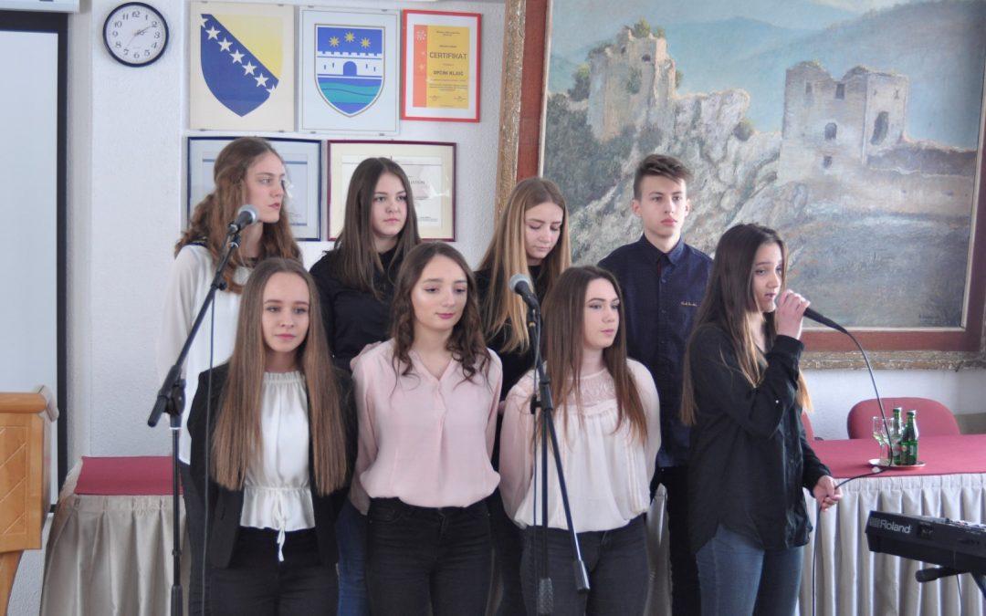 U Ključu održana Svečana akademija i promocija knjige povodom Dana nezavisnosti BiH