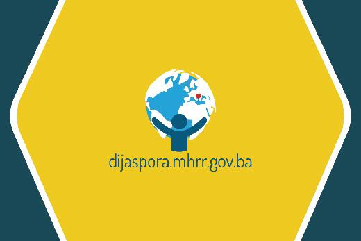 Promovisan prvi interaktivni portal za dijasporu iz Bosne i Hercegovine