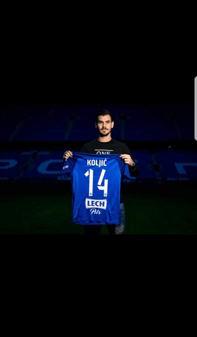 Elvir Koljić: Mislim da smo FK Krupa i ja napravili dobar posao što se pokazalo mojim dolaskom u Lech