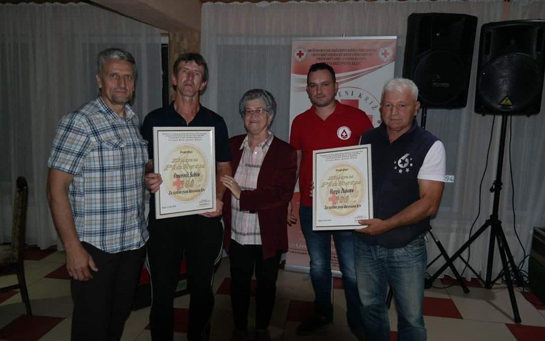 Mersad Draganović: Svaki dobrovoljni darivalac krvi je heroj – Crvena fešta