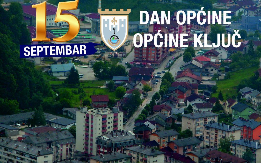ČESTITKA POVODOM 15. SEPTEMBRA – Dana oslobođenja općine Ključ