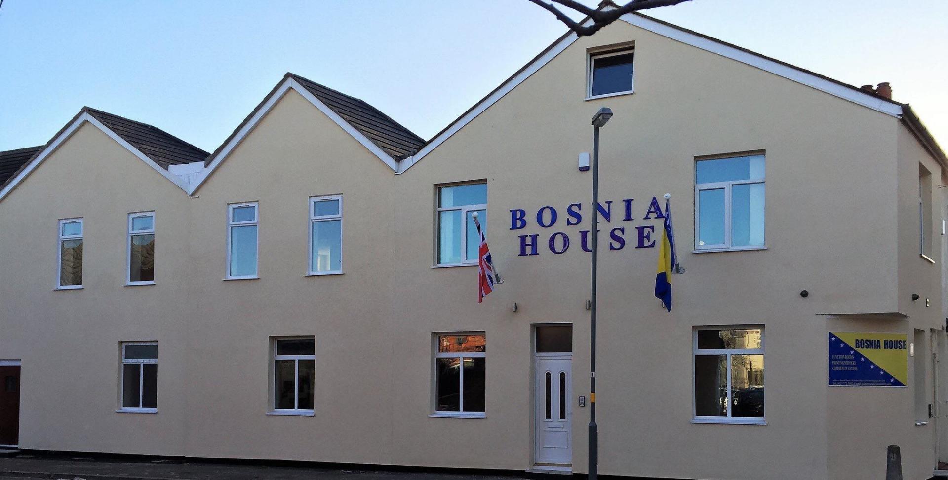Historijski trenutak za bosansku zajednicu u Velikoj Britaniji