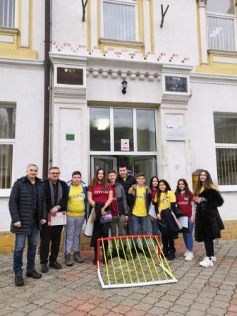 Posjeta CIVITAS sekcija Općini Ključ