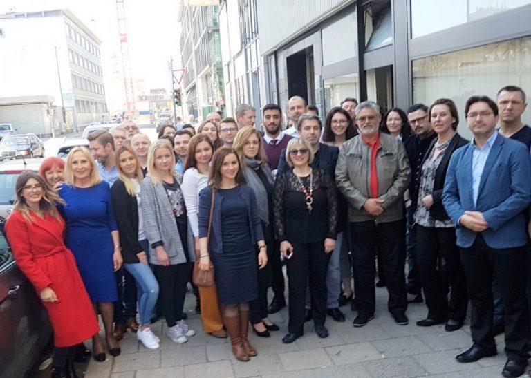 Susret mladih u Minhenu