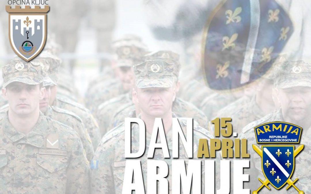 Obilježena 27. godišnjica formiranja Armije R BiH