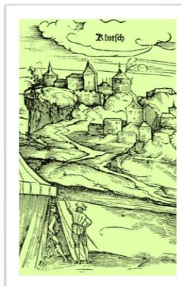 Srednjovjekovna kraljevska gradina Ključ