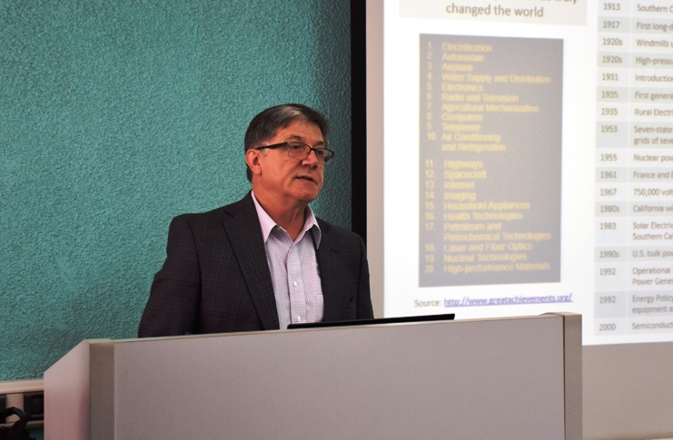 Dr.sci Muhidin Lelić održao predavanje na Elektrotehničkom fakultetu u Sarajevu i Tuzli