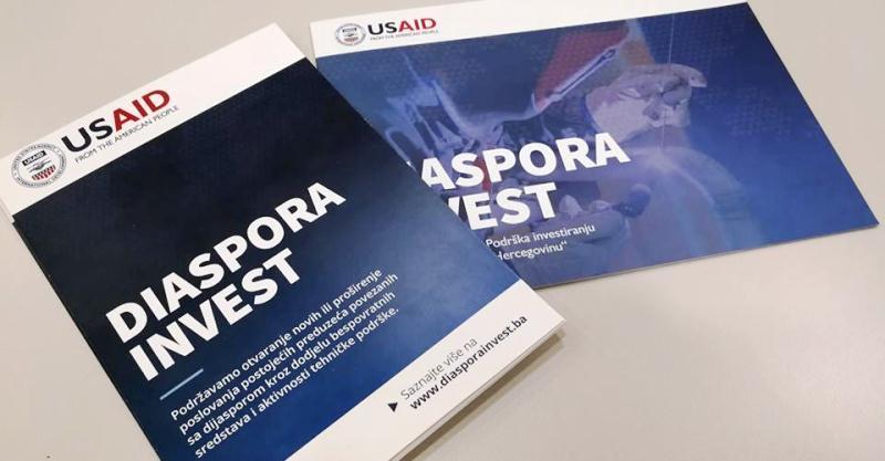 Diaspora Invest: Novi poziv za dodjelu grant sredstava