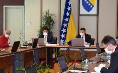 Dopuna Odluke o propisivanju dodatnih uslova za ulazak stranaca u Bosnu i Hercegovinu